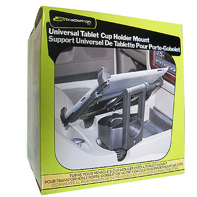 Bracketron UCH-373-BX Universal Tablet Cup Holder Mount