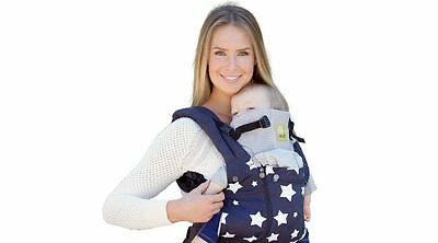 LILLEbaby 6-Position COMPLETE All Seasons Baby & Child Carrier - Charcoal Stars