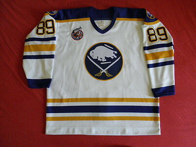 3e7ced420 CCM Buffalo Sabres Alexander Mogilny Authentic Jersey size 52 Vintage 92-93  90s
