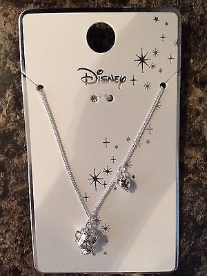 Disney Beauty & The Beast Necklace - Official Product - Mrs Potts & Chip