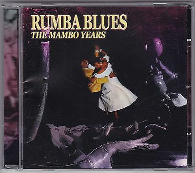 V. A. / RUMBA BLUES - The Mambo Years 1953-1957 / CD / MINT ! RAR !