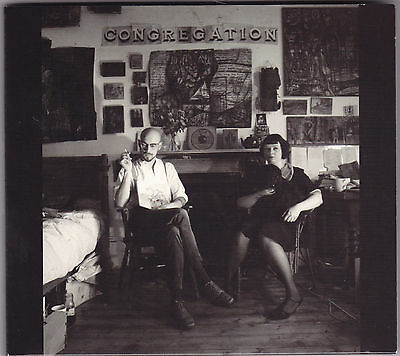 CONGREGATION / Same / CD 1st Press 2008 DIGIPAK + BOOKLET MINT ! Wie Neu !