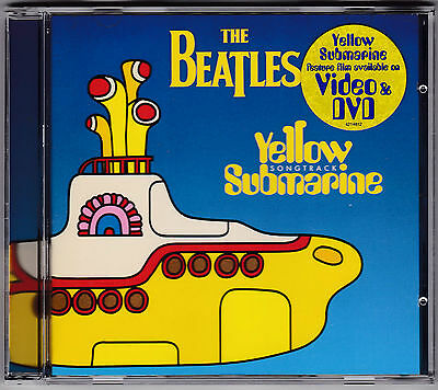 THE BEATLES / Yellow Submarine / CD Remixed at Abbey Road Studios / MINT