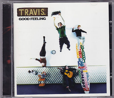 TRAVIS / Good Feeling / CD 1st Press 1997 / MINT !