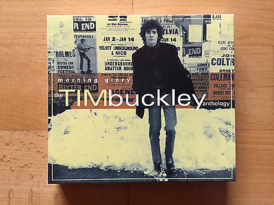 TIM BUCKLEY / Morning Glory - The Anthology / 2CD-SET / MINT Wie Neu !
