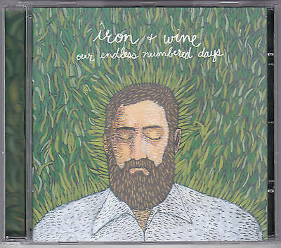 IRON & WINE / Our Endless Numbered Days / CD 1st Press 2004 / MINT