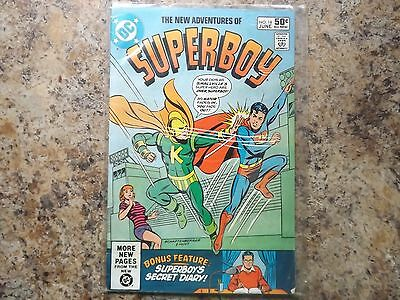 DC Comics! The New Adventures of Superboy! Issue 18!