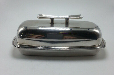 Towle Sterling Butter Dish