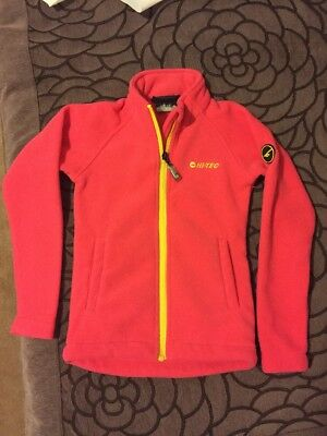 sports jacket,size 116 cm, girls top, pink coral colour