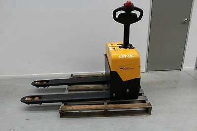 Lpt15 - 1.5T Full Electric Pallet Jack Special Price (Vic)