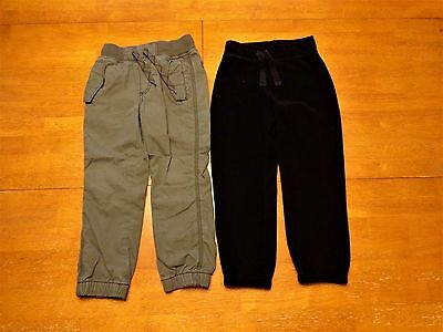 Toddler Boys Clothing Lot (Pants - Old Navy, Carter's Brands) - Size 4 & 4T