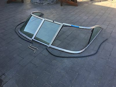 Boat Windshield - Door Only - Taylor Part 104037 From Mastercraft 2003 X9 209