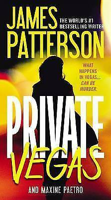 Private Vegas by James Patterson, Maxine Paetro (Hardback, 2015)