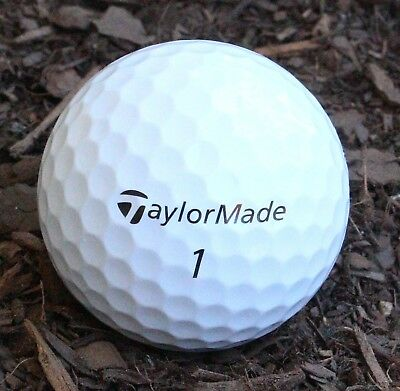 50 Taylormade Tour Preferred Excellent Condition Golf Balls