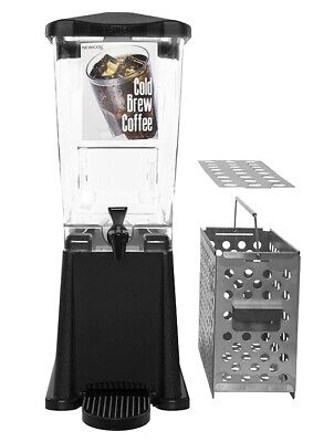Newco 104244 Cold Brew Kit, Single Chamber, 3 Gallon  **NEW** Authorized Seller