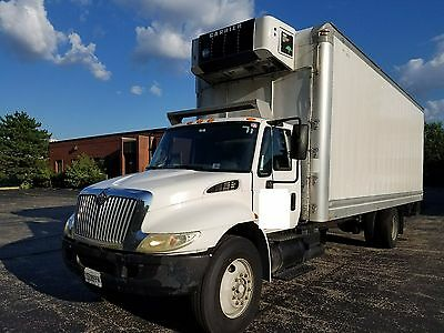 2003 International 4300  Refrigerated 26' Box Truck Low Miles