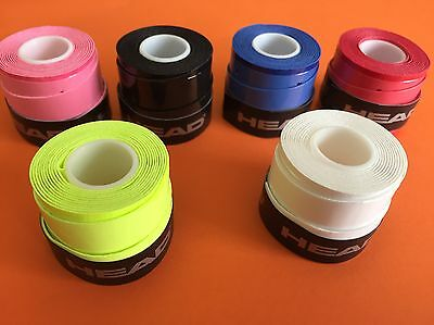 3 x HEAD XtremeSoft Overgrip - FAST Free Postage - Overgrips over grip - tennis