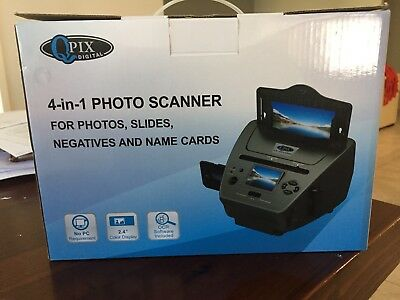 4-in-1 Photo Scanner