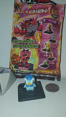 Pokemon Takara Tomy A.R.T.S Moncolle Get Vol.9 Figure Piplup Japan Import
