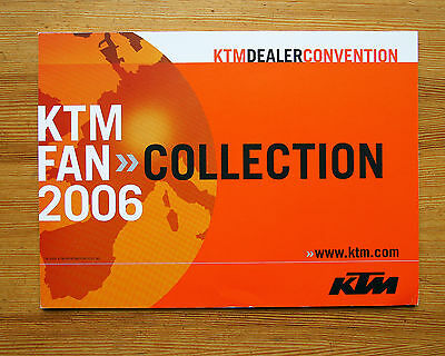 KTM Fan Collection 2006