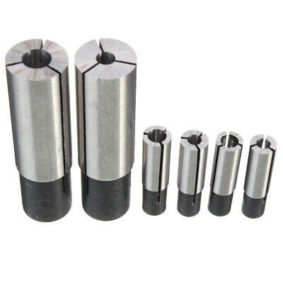 6mm to 3.175mm 1/8'' Precision Engraving Bit CNC Router Tool Adapter for Collet