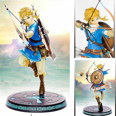 First 4 Figures The Legend of Zelda: Breath of the Wild LINK 10 PVC statue