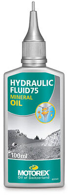 Motorex Hydraulic Fluid 75 Mineral Oil 100 mL 05 03-1699 580-0369