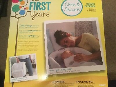 First Years Close And Secure Infant Sleeper