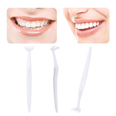 1 Pcs Dental Floss Flosser Stick Oral Care Tooth Cleaner with 20 floss head OP09