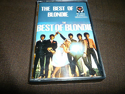 Blondie---The Best Of       Cassette