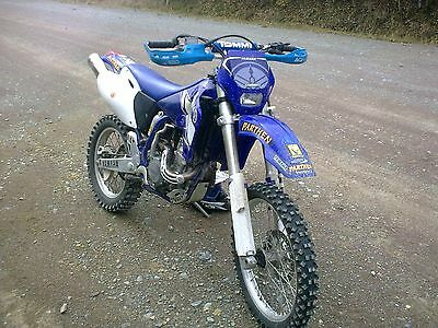 Yamaha WR400f Enduro Cross
