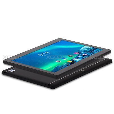 10.1'' Tableta 2+16GB Tablet PC Android 6.0 WiFi 4G/3G Smartphone GPS Quad Core