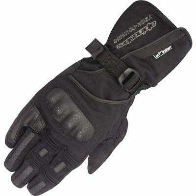 Alpinestars Apex Drystar Leather/Textile Gloves Motorcycle Gloves