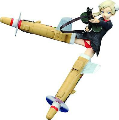 Strike Witches Martina Crespi Alter 1/8 figure PVC New Japan Authentic Import