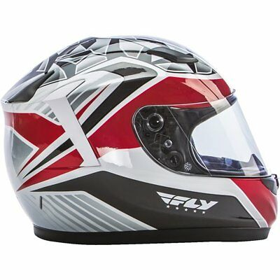 Fly Racing Conquest Mosaic Full Face Helmet Motorcycle Helmet
