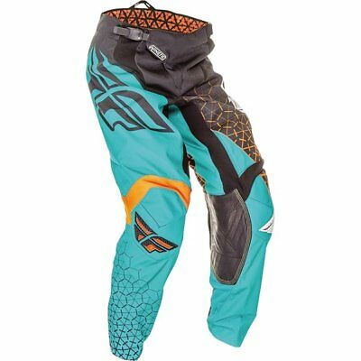 Fly Racing Kinetic Trifecta Youth Pants Motocross Pant