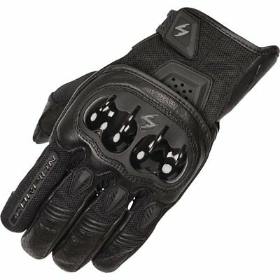 Scorpion EXO Talon Vented Leather/Textile Gloves Motorcycle Race Gloves