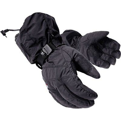 Mobile Warming Textile Gloves Heated Motorcycle Gloves