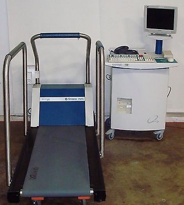 Quinton Q-Stress EKG Stress Test System with TM55 Treadmill and More