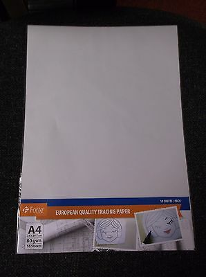 Forte A4 Tracing Paper