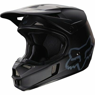 Fox Racing V1 Matte Youth Helmet Kids Motocross Helmet