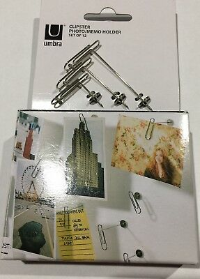 Umbra Clipster Photo/memo Holder