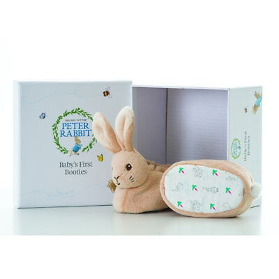 Rainbow Designs Peter Rabbit First Booties Set