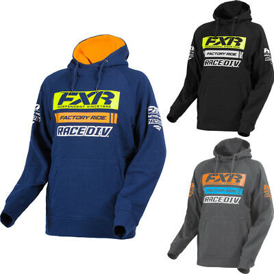 FXR Race Division Pullover Hoodie 2018