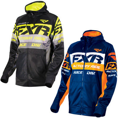 FXR Race Division Tech Hoodie 2018