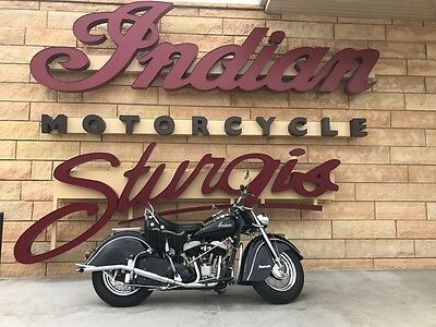 1948 Indian Chief Roadmaster  1948 Indian Chief Restored Turn Key  Trades Welcome   **Sturgis Indian**