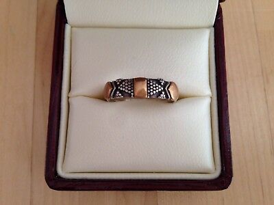 Vintage Silver Ring,Detector Beach Find