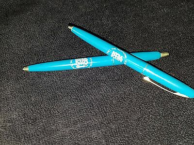 2 Vintage 1976 Telephone Company Ballpoint Pens -100 Year of the Telephone