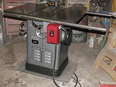 """Table Saw Rockwell Unisaw 10"""" 3 HP 3 Phase 230/460 volts"""
