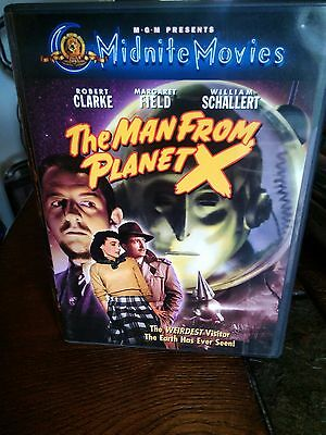 The Man From Planet X (DVD, 2001, Midnite Movies) SCI FI Like New